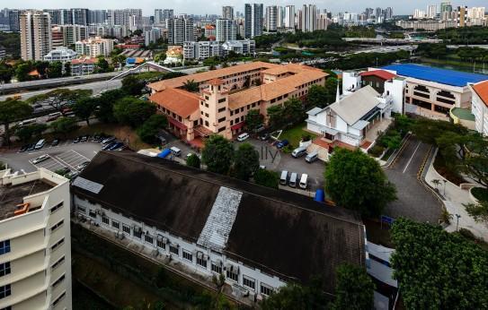 18 Leicester Road, 白金边缘, Singapore 358847